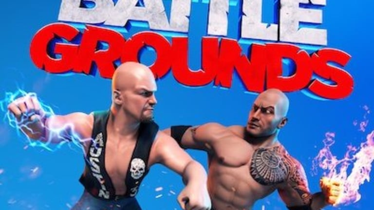 WWE 2K Announce Upcoming Release Of New Game Battlegrounds