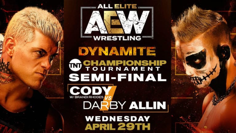 AEW Dynamite Live Coverage and Results 4/29/20