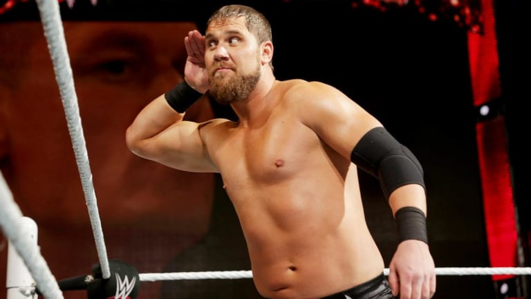 WWE Announce Release of Curtis Axel