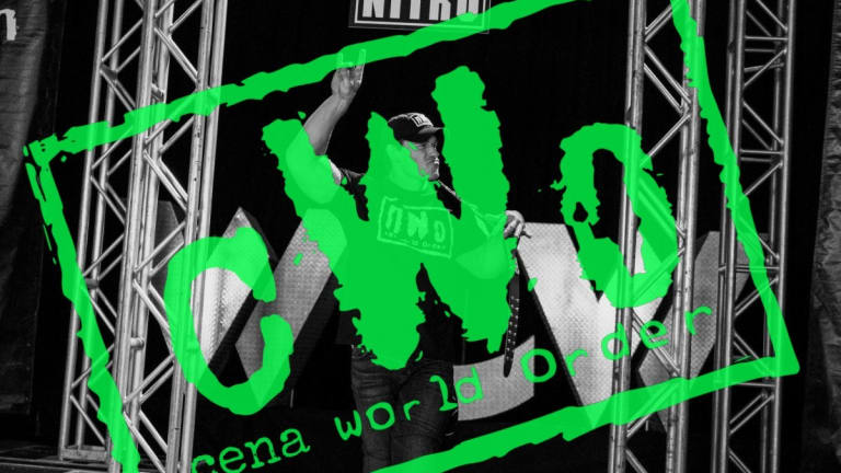 WNW Fantasy Booking: The Cena World Order