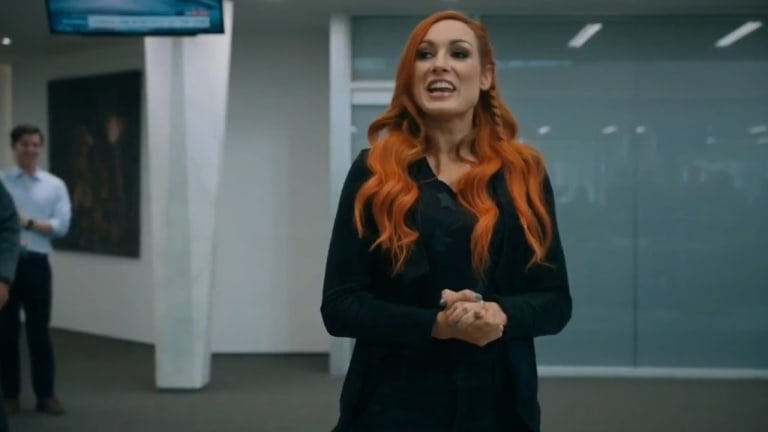 """Sunday Evenings News Update (5/3) - Watch Becky Lynch Make Cameo in """"Billions"""", SmackDown Hacker Sends Another Cryptic Message and Carmella Impersonates The Shield"""