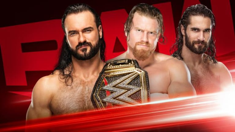 WWE Raw - 05/04/2020 Preview, Results, and Live Coverage
