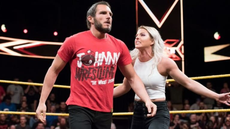 Monday Evening News Update (5/4) - Johnny Gargano and Candice LeRae Call Out Seth Rollins and Becky Lynch, AEW Promotes The Rock's New Show and WWE To Air Greatest Ladder Matches Special