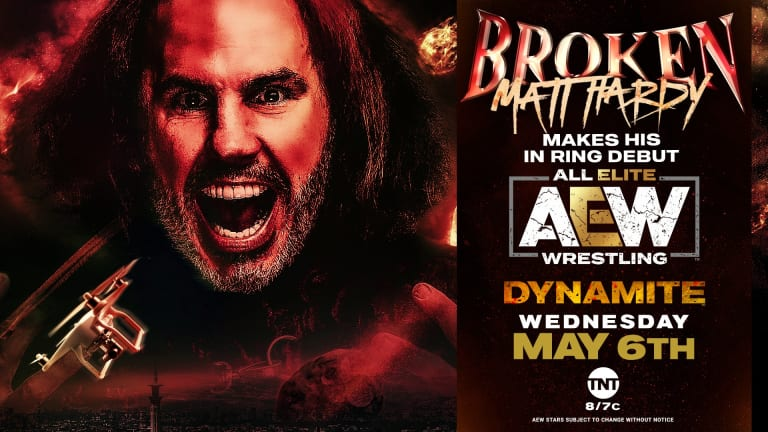 AEW Dynamite Live Coverage and Results 5/6/20