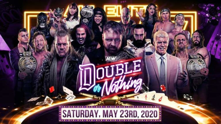 Double or Nothing Card(AFTER AEW 5/6/20)