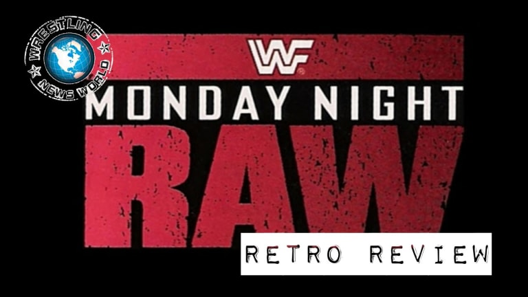 WNW Retro Review First Watch RAW January 23rd, 1995