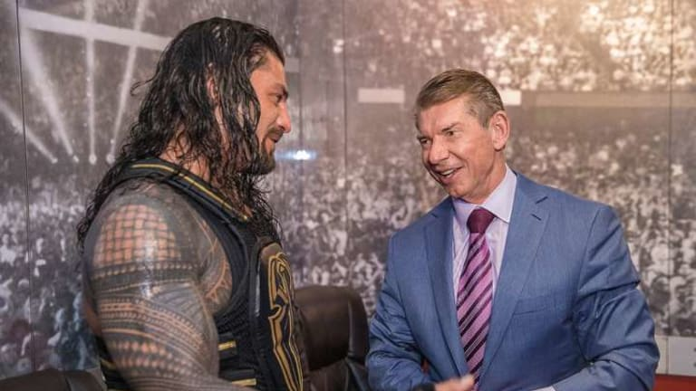 """Friday Morning News Update (5/8) - Vince McMahon Reportedly """"Very High"""" On SmackDown Superstar, Roman Reigns Comments On Potential Return and Kenny Omega Teases Future in AEW"""