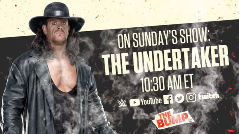Sunday Morning News Update (5/10) - The Undertaker and Bray Wyatt on WWE's The Bump, This Morning, Jeff Hardy Wants a Cinematic Match With The Fiend and WWE Superstars Make Their Money in The Bank Predictions