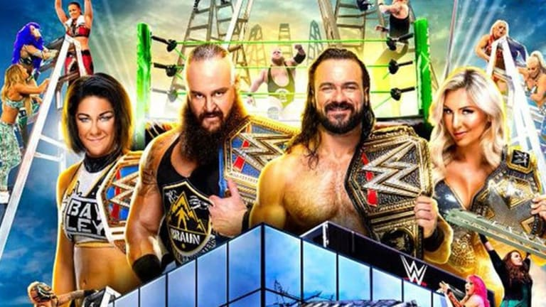Viewership Numbers For WWE's Greatest Ladder Matches On FOX