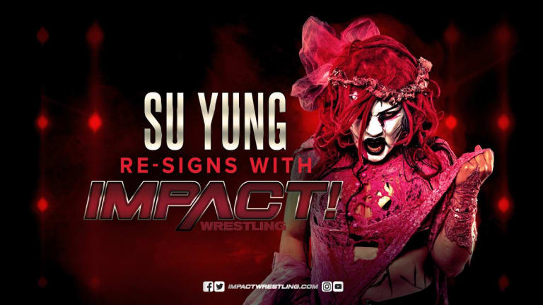Former Knockouts Champion Resigns with IMPACT
