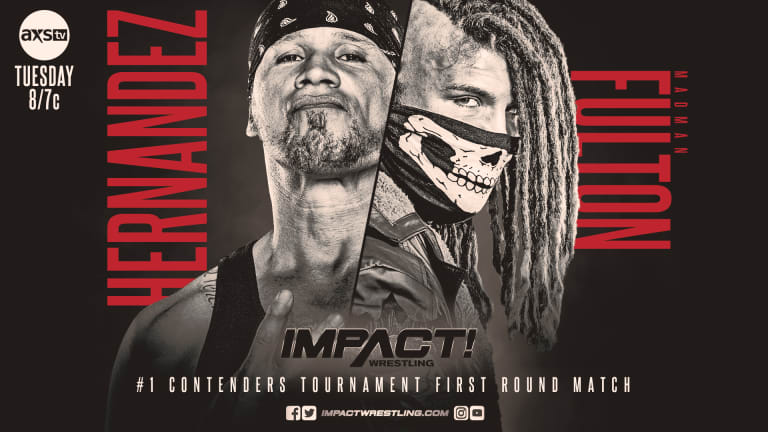 Impact Wrestling Live Coverage and Results(5/12/20)