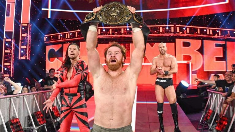 *BREAKING* Sami Zayn Vacates Intercontinental Championship, WWE Announces Tournament to Crown New Champion, Starting This Friday