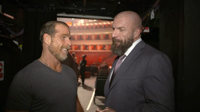 *BREAKING* Triple H and Shawn Michaels to Make Major Announcement Tonight on #WWENXT
