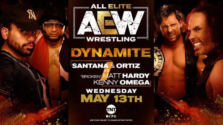AEW Dynamite Preview for 5/13/20
