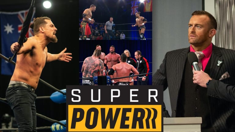 NWA Powerrr | Super Powerrr | Season 3 Finale