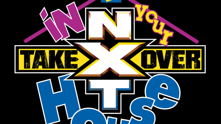 """*BREAKING* NXT Announces """"In Your House"""" TakeOver Event, Set For June 7th - #WWENXT"""
