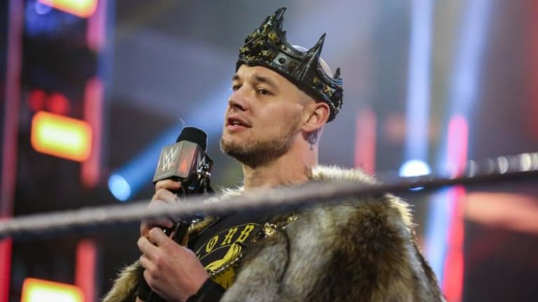 What's Next For King Corbin?