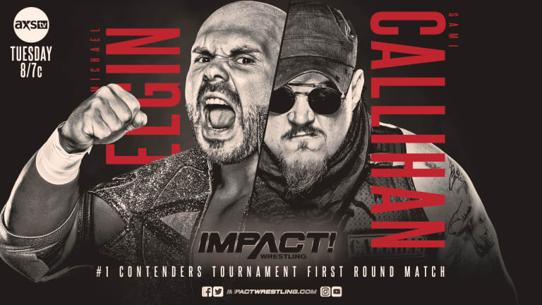 *Updated* IMPACT Wrestling Preview(5/19/20)