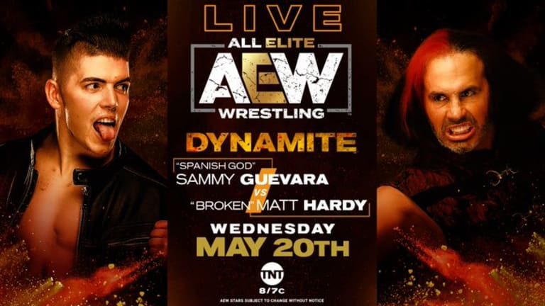 AEW Dynamite Preview for 5/20/20