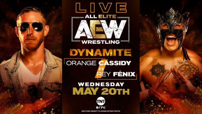 LIVE Coverage of AEW Dynamite for 5/20/20