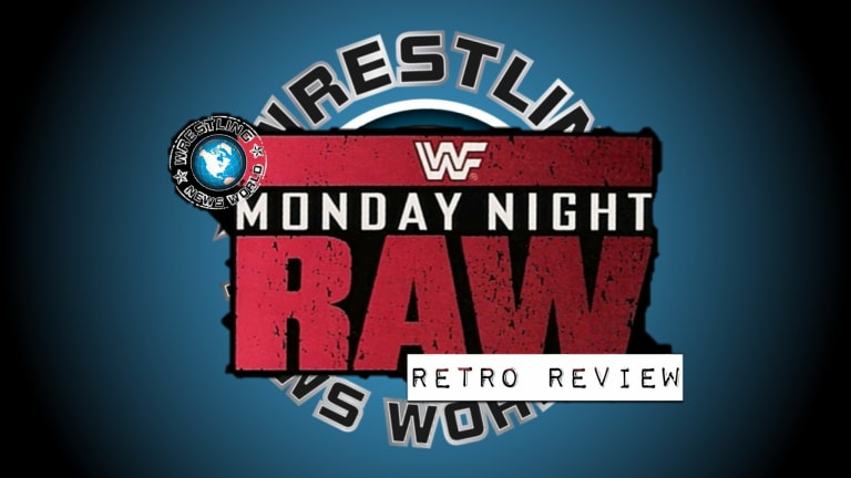 WNW Retro Review First Watch RAW January 30th, 1995
