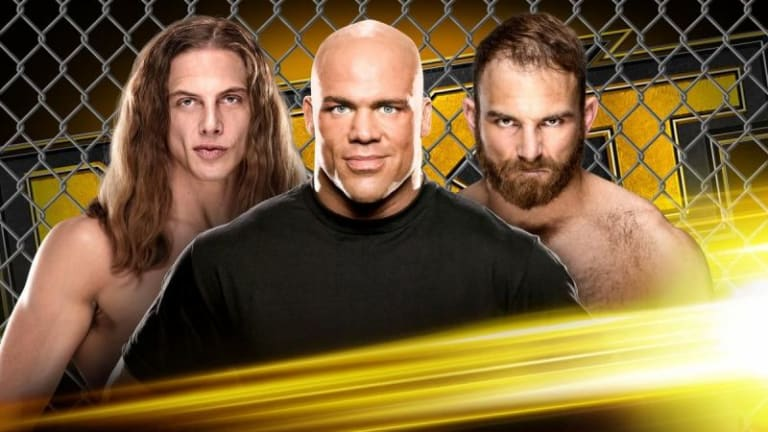 WWE NXT *LIVE Coverage* (5/27) - #WWENXT