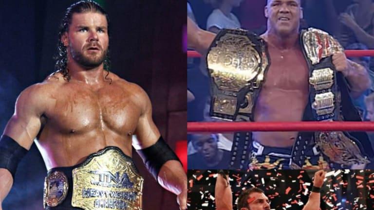 WNW GOATS: TNA World Heavyweight Champions