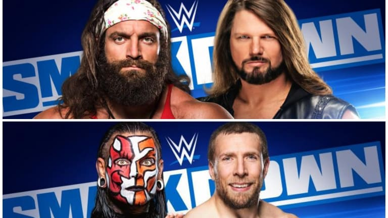 WWE Smackdown Preview 05-29-20