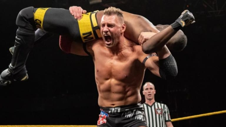 Report: NXT Superstar's RAW Debut is Imminent