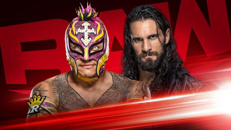 Monday Night RAW *LIVE Coverage* - #WWERAW