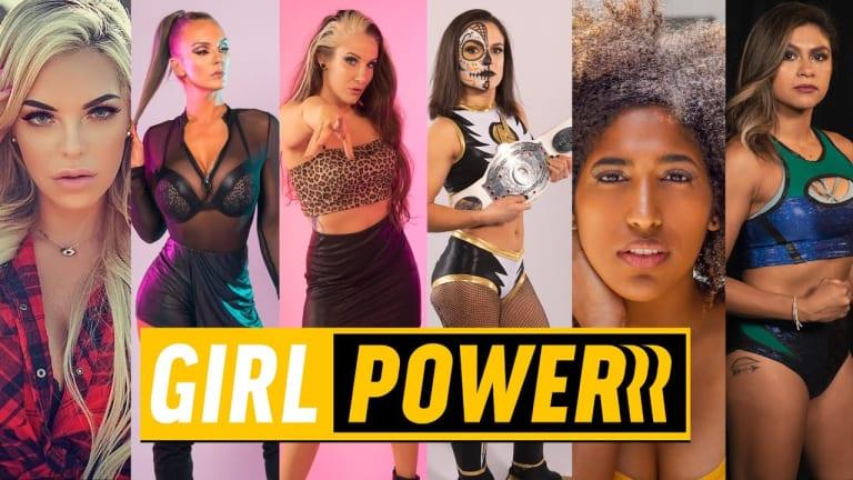 NWA Girl Powerrr 001 | Cyber Bullying & Mental Health