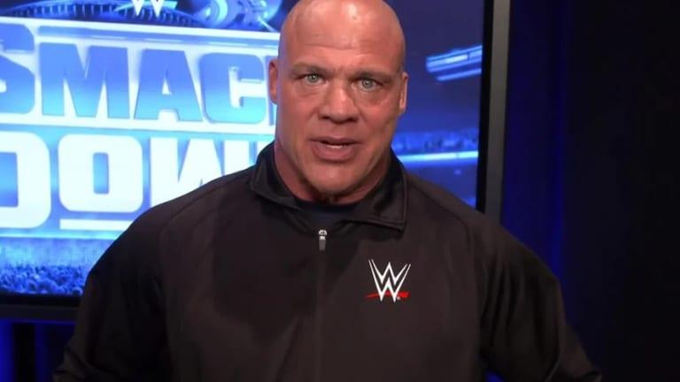 Kurt Angle Turned Down WWE's Offer To Manage Matt Riddle