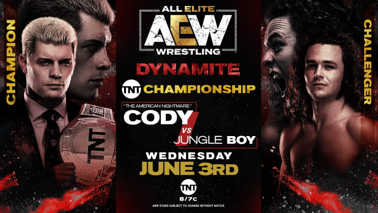AEW Dynamite LIVE Coverage 6/3/20