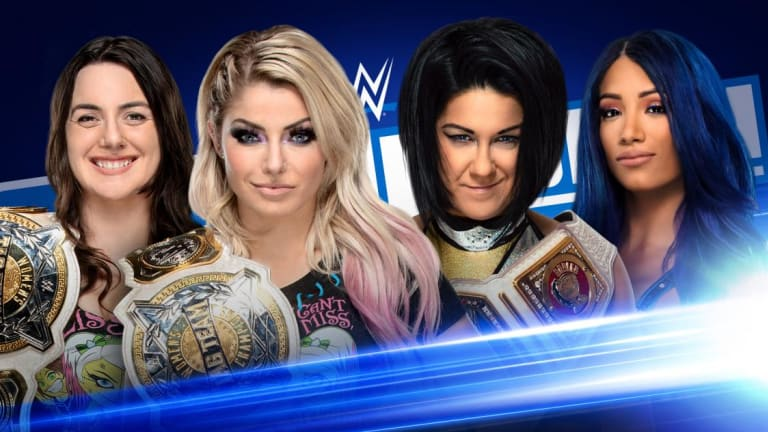 WWE SmackDown Live Coverage 06/05/20