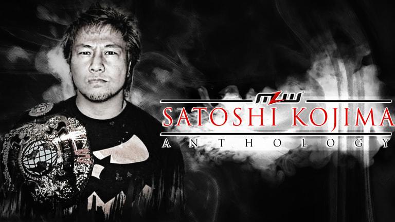 MLW | Anthology | Satoshi Kojima