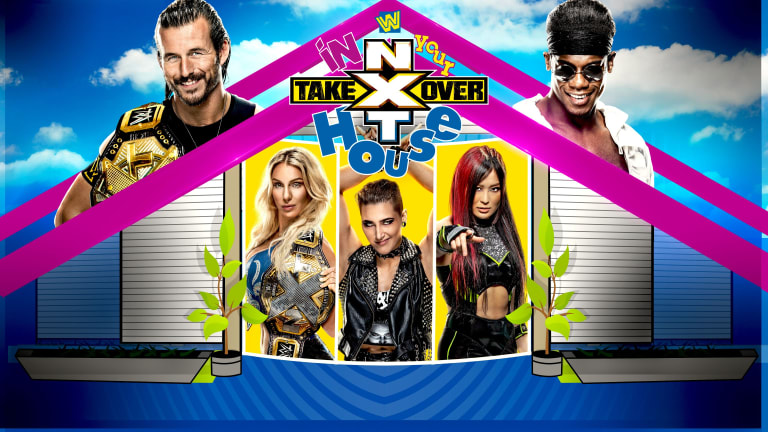 NXT TakeOver: In Your House *LIVE Coverage*