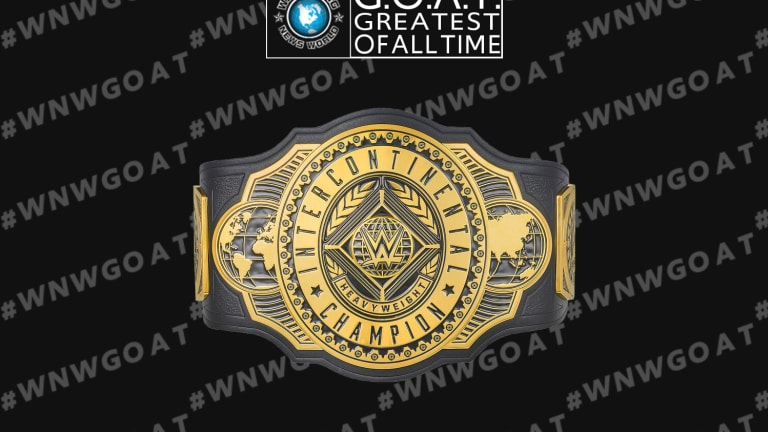 WNW GOAT's - Top 10 Intercontinental Champions