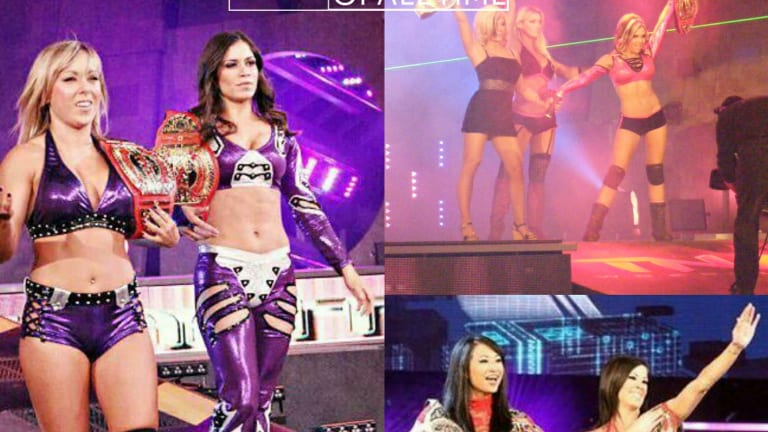 WNW GOATS: TNA Knockouts Tag Team Champions