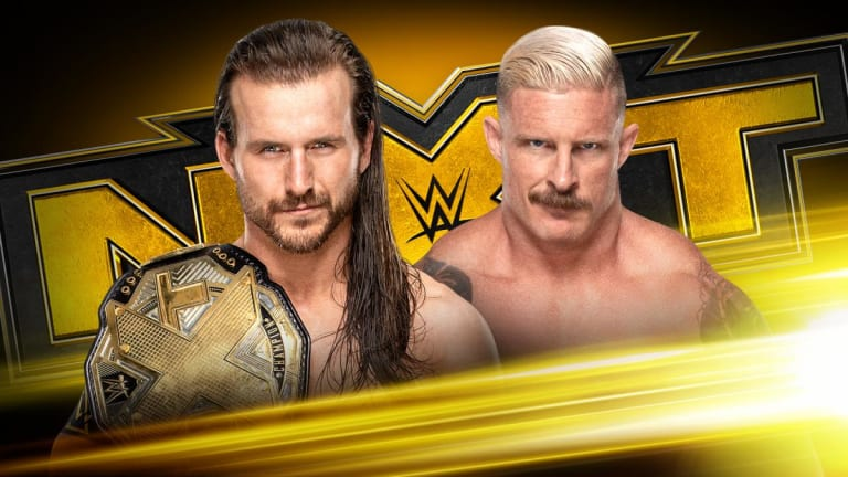 WWE NXT (6/10) *LIVE Coverage*