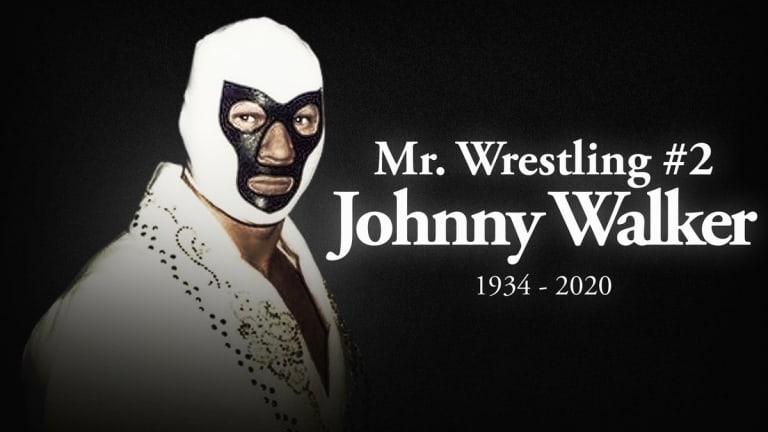 "Wrestling Legend, ""Mr. Wrestling II"", Johnny Walker Passes Away"
