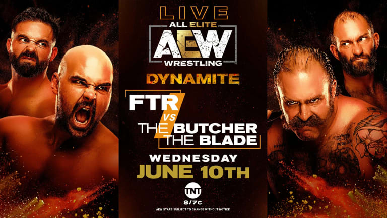 AEW Dynamite LIVE Coverage for 6/10/20