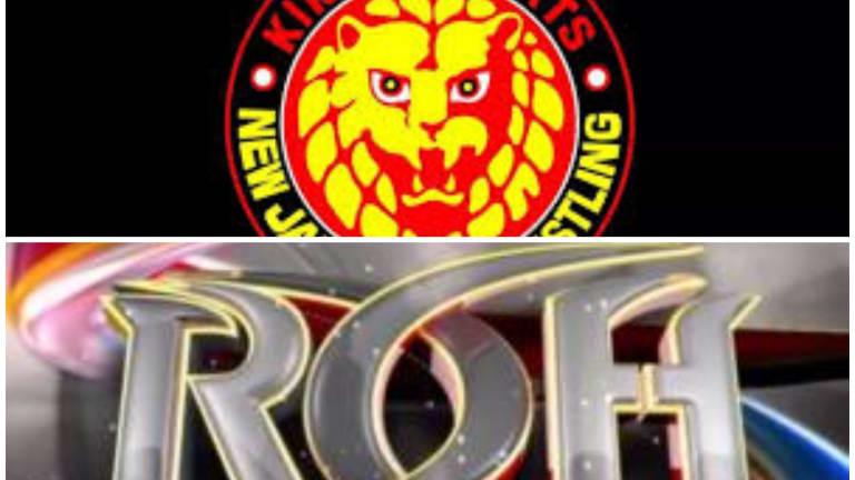 NJPW & ROH Wrestle Dynasty Dream Card