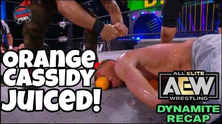 Smacked Raw Podcast | AEW Dynamite Recap 6.10.20