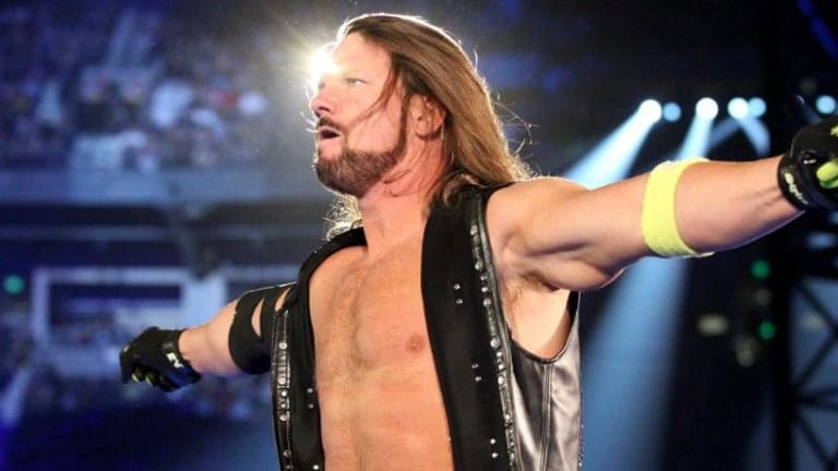 Reason AJ Styles Was Moved To SmackDown