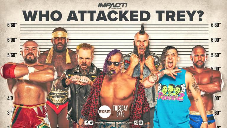 Who Attacked Trey???