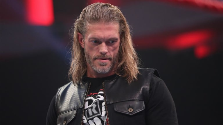 *BREAKING* Edge Suffers Major Injury During WWE Backlash Tapings