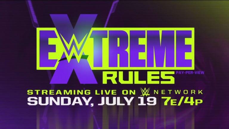 WWE Extreme Rules Date Set & New Logo Revealed
