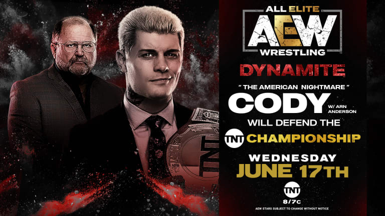 AEW Dynamite Preview for 6/17/20