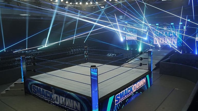 *BREAKING* WWE Reportedly Cancels Today's SmackDown Tapings