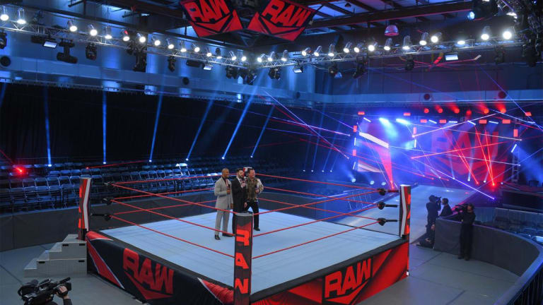 WWE Taping Schedule Update